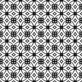 Vector geometric art deco pattern Stock Photos