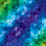 Vector geometric background Stock Photos