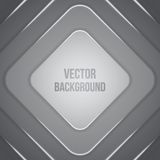 Vector Geometric Background. Business template. Royalty Free Stock Images