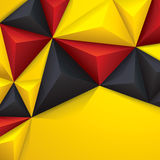 Vector geometric background. Royalty Free Stock Photos