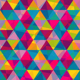 Vector geometric background. Vector modern background with geometric colorful pattern Stock Photo