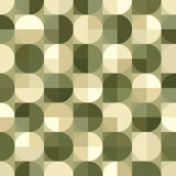 Vector geometric background, neutral abstract seamless pattern. Stock Photos