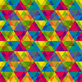 Vector geometric background. Royalty Free Stock Photography