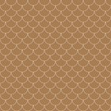 Vector geometric fish scales chinese seamless pattern. Wavy roof tile background. Geometric fish scales chinese seamless pattern. Wavy roof tile background for Stock Photo