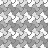 Vector geometric floor texture Royalty Free Stock Photos