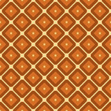 Vector geometric lattice seamless pattern Royalty Free Stock Images
