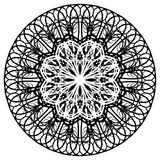 Vector, geometric ornament stock photo