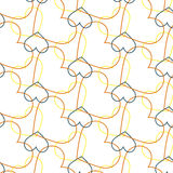 Vector geometric ,Pattern background Royalty Free Stock Photography