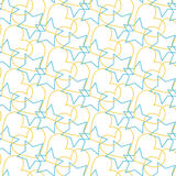 Vector geometric ,Pattern background Royalty Free Stock Photo