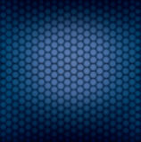 Vector geometric pattern of hexagons. Metal background. Vector geometric pattern of hexagons Royalty Free Stock Images