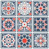 Vector Geometric Pattern Stock Photos