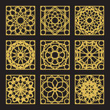 Vector Geometric Pattern Royalty Free Stock Images