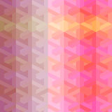 Vector geometric pattern Stock Photography