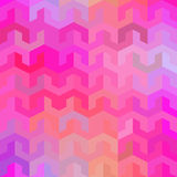 Vector geometric pattern Stock Photography