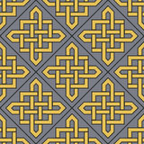 Vector Geometric Pattern Royalty Free Stock Photo