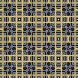 Vector Geometric Pattern Royalty Free Stock Photo