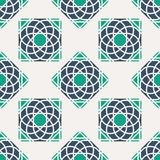 Vector Geometric Pattern Royalty Free Stock Photography