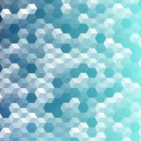 Vector Geometric pattern texture. Stock Images