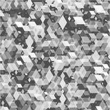 Vector Geometric pattern texture. Stock Image