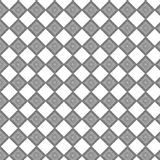 Grey textured squares for creative background, fabric and textile designs Royalty Free Stock Image
