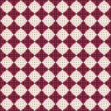 Vector geometric seamless ornamental pattern. Stock Photo