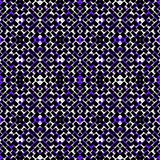 Vector geometric seamless pattern Stock Photo