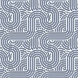 Vector seamless pattern without background. Vector geometric seamless pattern without background, scalable, colorable. EPS 8 format, can be opened by latest Stock Photography