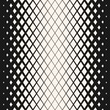 Vector geometric halftone seamless pattern with fading rhombuses. Hipster fashion design. Vector geometric seamless pattern with fading rhombuses, diamond stock illustration