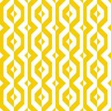 Vector geometric seamless pattern Stock Photography