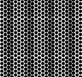 Vector geometric seamless pattern. Repeating texture with circles.  Stock Images