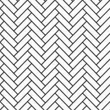 Vector geometric seamless pattern - simple design. Tile texture royalty free illustration