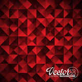 Vector geometric triangles background. Abstract polygonal design. Royalty Free Stock Photos