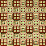 Vector_geometricpatroon Stock Afbeeldingen