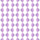 Vector geometrisch abstract patroon met gradiënt Royalty-vrije Stock Foto