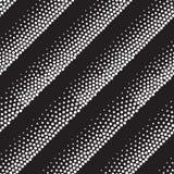 Vector geometrisch naadloos patroon Het herhalen van abstracte punten vector illustratie