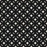 Vector geometrisch naadloos patroon met net, rooster, netwerk stock illustratie