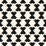 Vector geometrisch ornamentpatroon Elegant ontwerp voor drukken, stof, decoratie, gordijnen Royalty-vrije Stock Afbeeldingen