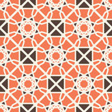Vector geometrisch patroon Royalty-vrije Stock Fotografie