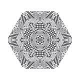 Vector Geometrisch Stammen Etnisch Patroon vector illustratie