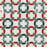 Vector geometrisch textiel abstract naadloos patroon, bevlekte strijd vector illustratie