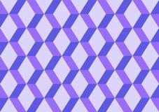 Vector geometrische achtergrond Royalty-vrije Stock Foto