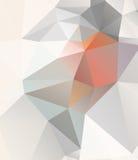 Beleuchten Sie geometrischen Hintergrund ENV 10 Stockbild
