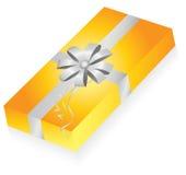 Vector Gift box Royalty Free Stock Image