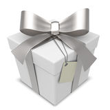 Vector Gift Box. Stock Photos