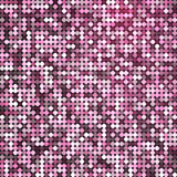Vector glamorous abstract retro vintage pixel Royalty Free Stock Photos