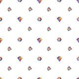 Vector glamour diamond background Stock Photography