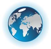 Vector globe Royalty Free Stock Image