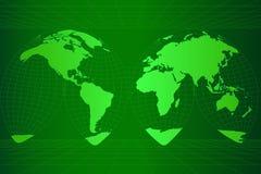 Vector Globe Stock Photos