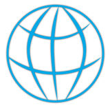 Vector globe Royalty Free Stock Images