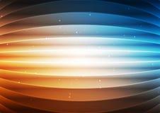 Vector glow background Stock Photos